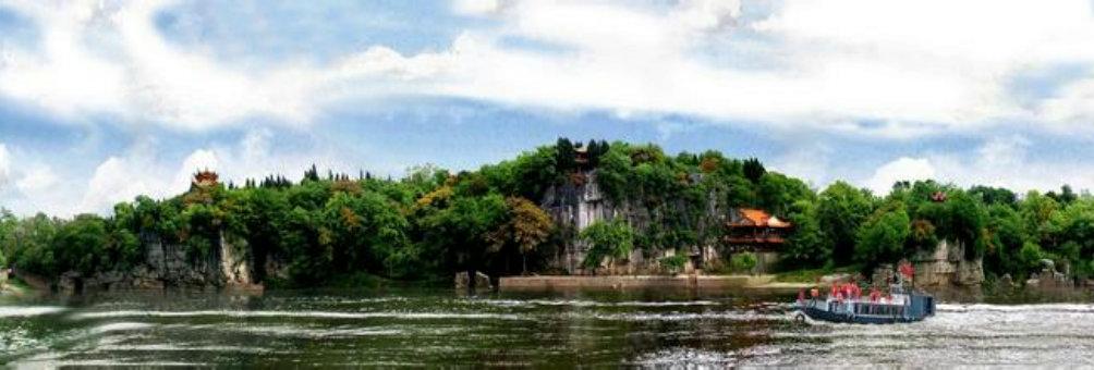 祁阳县浯溪碑林公园