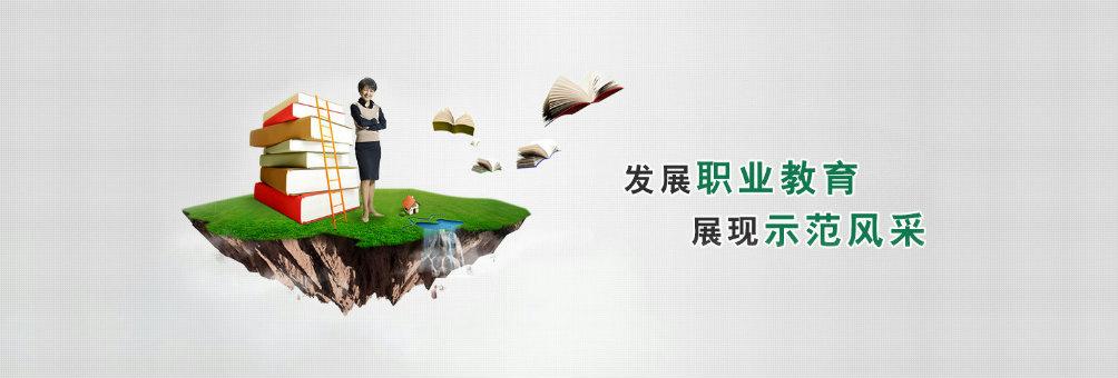 发展职业教育 展现示范风采