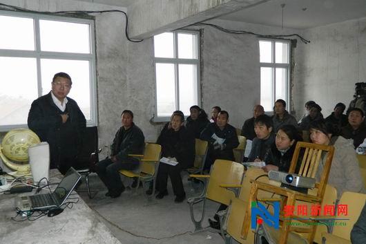 汤阴县伏道乡成人学校