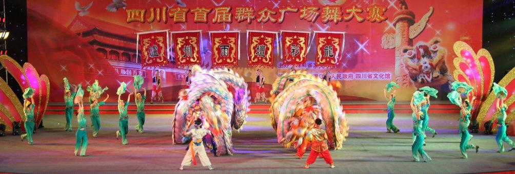 中国民间文化艺术之乡——龙舞之乡