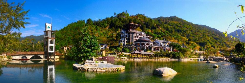 4A景区:天露山