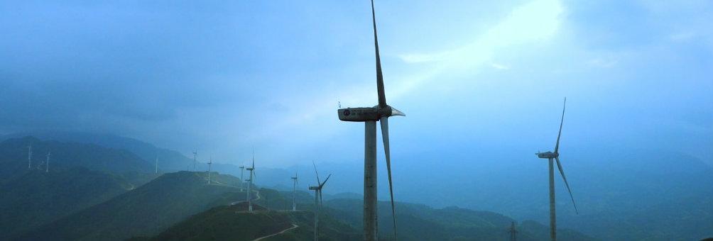 结合企业需求 加强培训力度(中坳风力发电站)