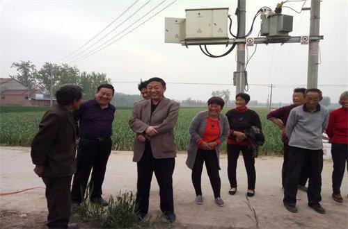 睢县畜牧局三五基层工作日工作开展