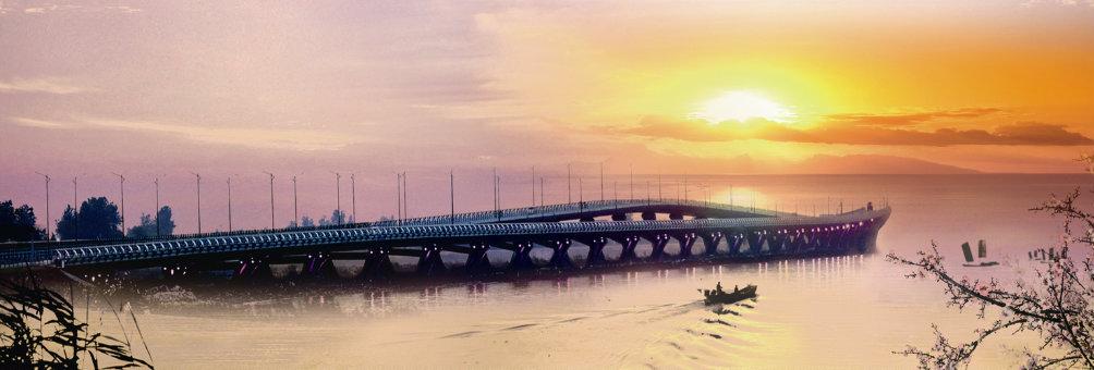 百叶龙大桥