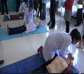 教育系统教职工基本急救技能培训