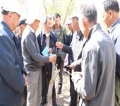 林果业病虫害防治和果树高接换种培训