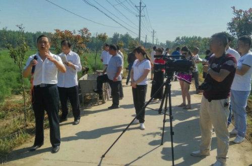 城关镇开展芦笋种植技术培训