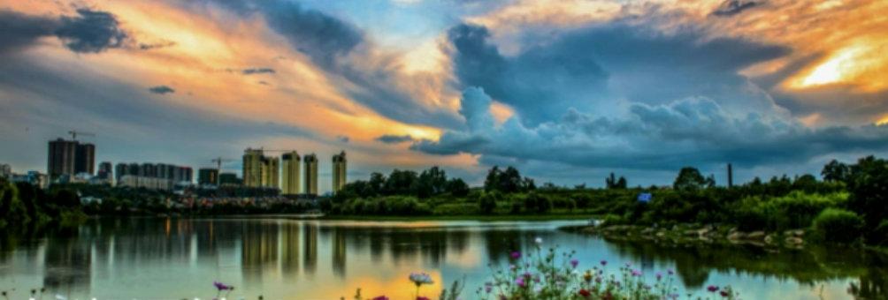 东湖湿地公园