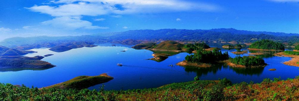 凯邦亚湖风光
