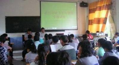 桥盟乡成人文化技术学校