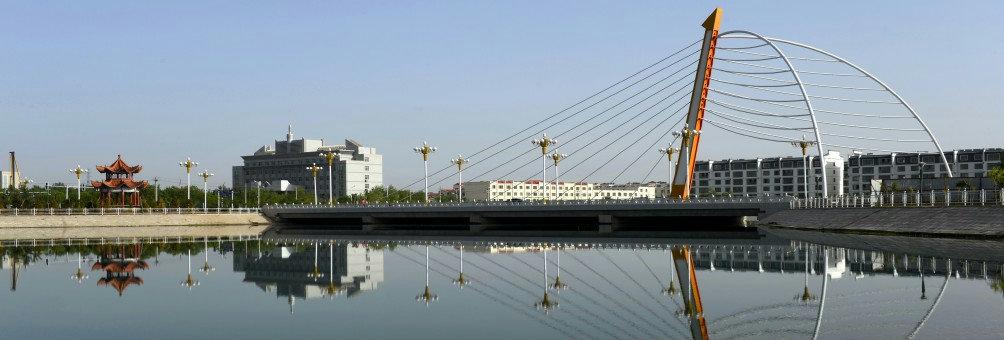 玉泉湖景观桥