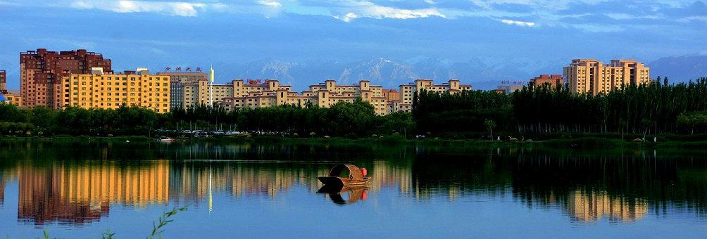 张掖市芦水湾旅游度假区
