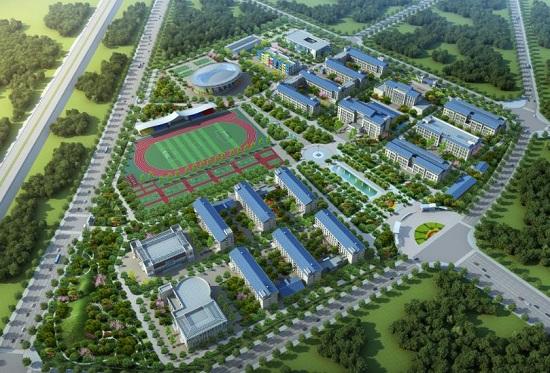 张掖市职业技术教育中心简介