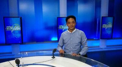 【平度社区教育】农技专家王伦世:线上当主播线下服务到田间